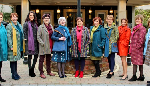 Events: Sustainable is in style at Stella's charity fashion show