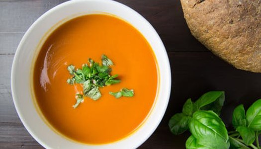 Recipe: Healthy low-cal autumn soup