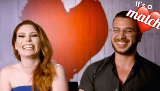 Viewers fall for Ashley and Eric on First Dates Ireland