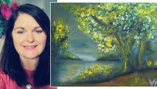 Donegal artist auctioning painting in aid of friend's cancer battle