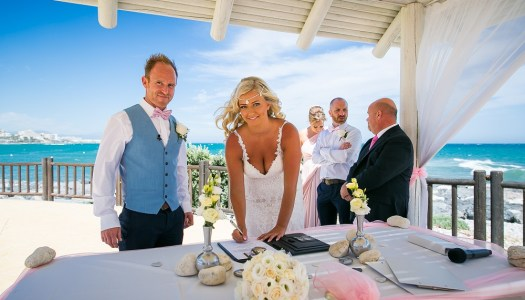 Your dream wedding in Spain at Sunset Beach Club