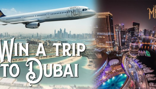 Here's how you could win a 5* Dubai holiday with Muff Liquor