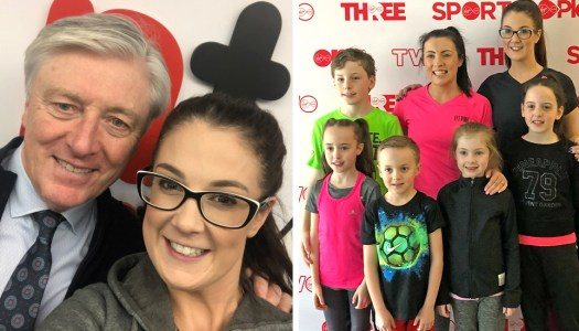 Donegal woman's fitness company making moves nationally