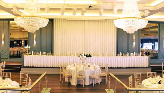 Harvey's Point to reveal brand new ballroom at Wedding Showcase