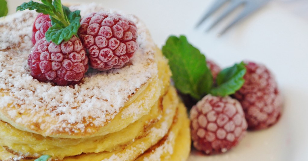 Recipes: Three pancake mixes with a healthy twist