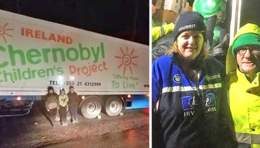 Portnoo woman celebrates 28th successful charity appeal