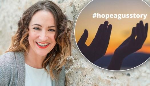 Hope agus Story – sharing how we live through coronavirus