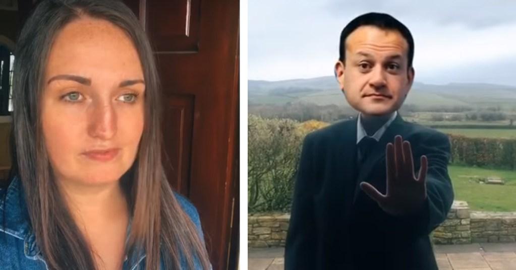 Watch: Taoiseach has a good laugh at Donegal woman's viral TikTok