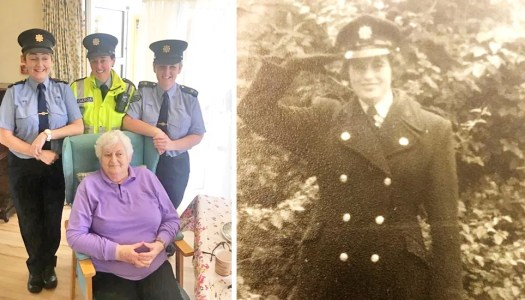 Sadness at passing of Kathleen Kelly, one of Ireland's first female garda recruits