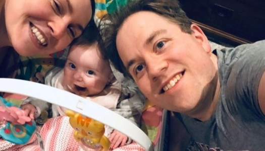 Parents plea to give beautiful baby Livie the best chance at life