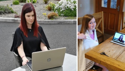 Donegal hairdresser ready to cut real locks after lockdown