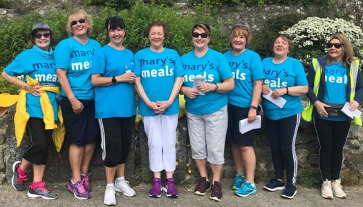 Eight Donegal sisters make great strides for Mary's Meals