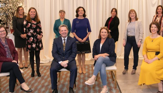Women in Business lay plans for a positive year