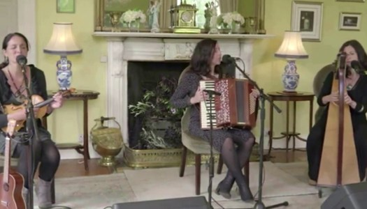 Watch: Wild Atlantic Women sing from the heart of Inishowen