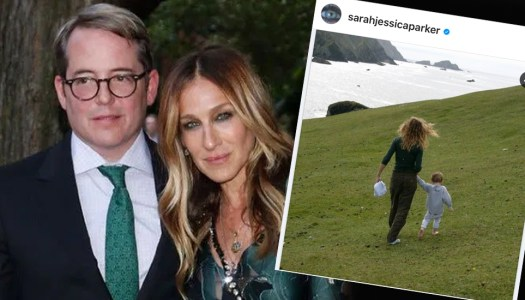 'Donegal, much missed!' Sarah Jessica Parker shares special snaps from family holidays