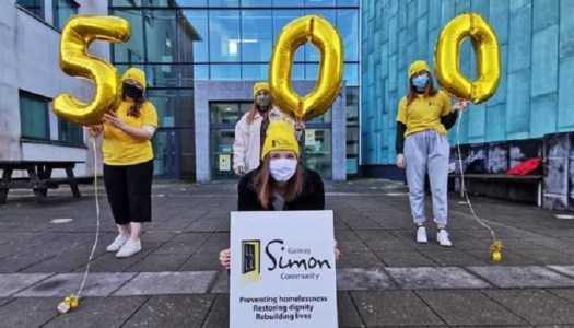 Student nurses going the extra mile for charity