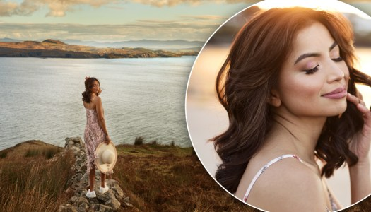 Exclusive: Filipina star sets new music video in beautiful Donegal