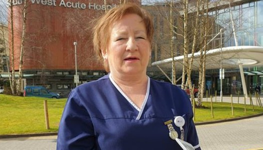 Remarkable Donegal nurse awarded MBE