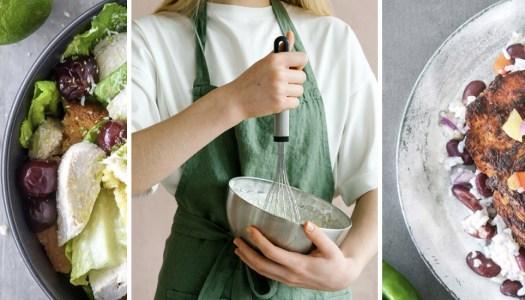 Three recipes for success
