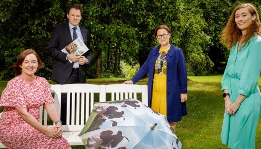 Donegal entrepreneurs inspire others to join ACORNS