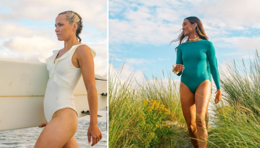 Donegal sisters launch stunning new sustainable swimwear brand