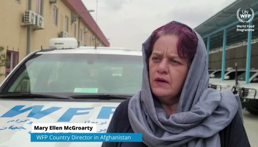 Donegal woman dedicated to helping people in Afghanistan