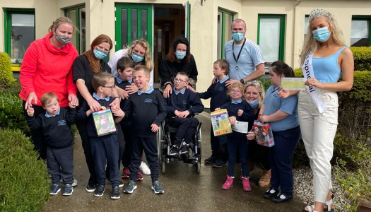 Miss Donegal raises over €2,000 for Little Angels