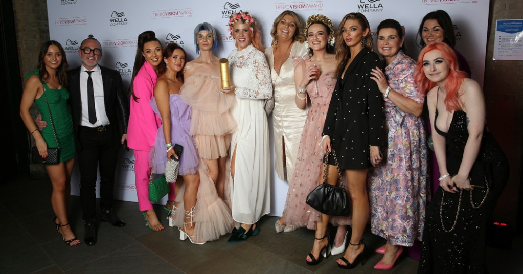 Dreams come true as Patrick Gildea Hairdressing win Gold for Donegal