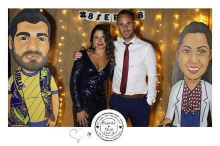 fotomaton boda en Jerez (Cádiz)