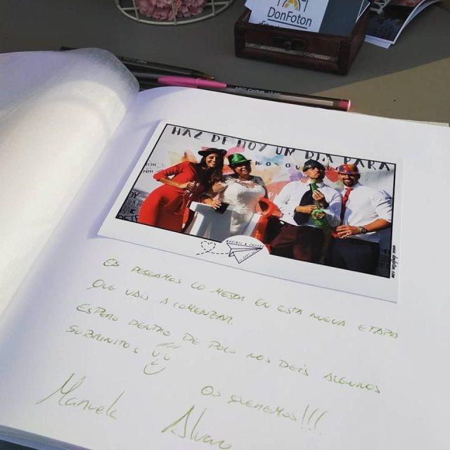 libro de firmas bodas sevilla