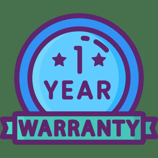 1 Year warrenty