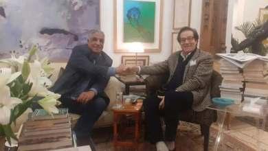 """Photo of """"ملتقى الفن حياة"""" للتشكيليين العرب بقاعة صلاح طاهر بدار الأوبرا المصرية"""