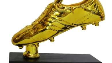 Photo of الحذاء الذهبي من نصيب من