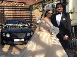 شاهد حفل زفاف النجمة ديانا كرزون