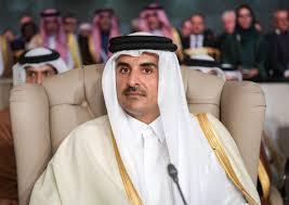 أمير قطر يستقبل الحريري ويحث اللبنانيين على تشكيل حكومة جديدة