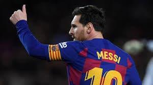 Photo of الأرقام … ميسي يثبت أنه عاد إلى القمة مع برشلونة