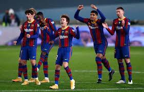 برشلونة يتغلب على الأفيس ويستعد لمواجهة باريس سان جيرمان