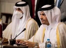 وزير خارجية قطر يفتتح رواق الدوحة في منتدى سان بطرسبورغ