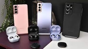 هاتف Galaxy S21 Ultra يحصل على لقب أفضل هاتف لعام 2021