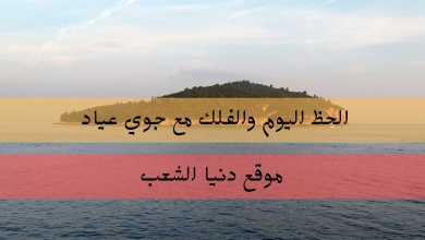 توقعات أبراج اليوم الخميس 19/8/2021 جوي عياد / 19اب2021