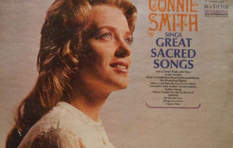 Connie Smith- Sings Great Sacred Songs