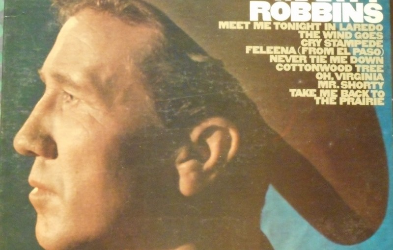 Marty Robbins- The Drifter