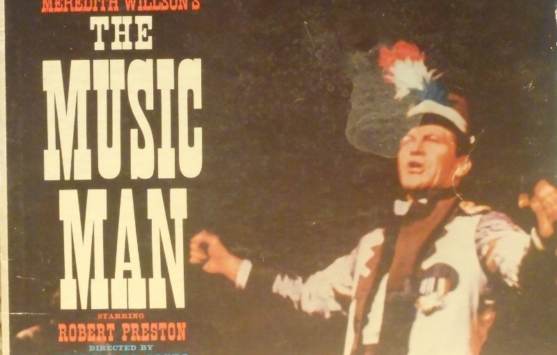 OST- The Music Man