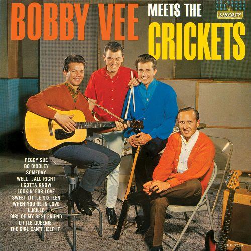 Bobby Vee- Meets The Crickets