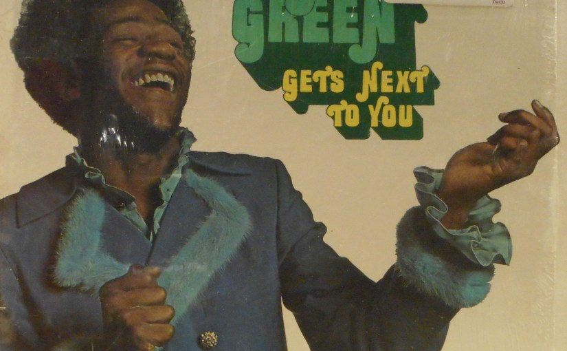 Al Green – Gets Next To You