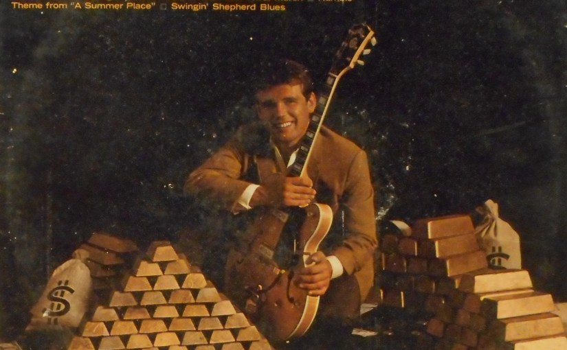Duane Eddy- Twangin' The Golden Hits