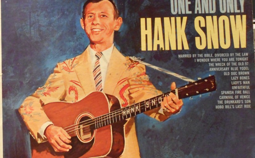 Hank Snow- The One and Only