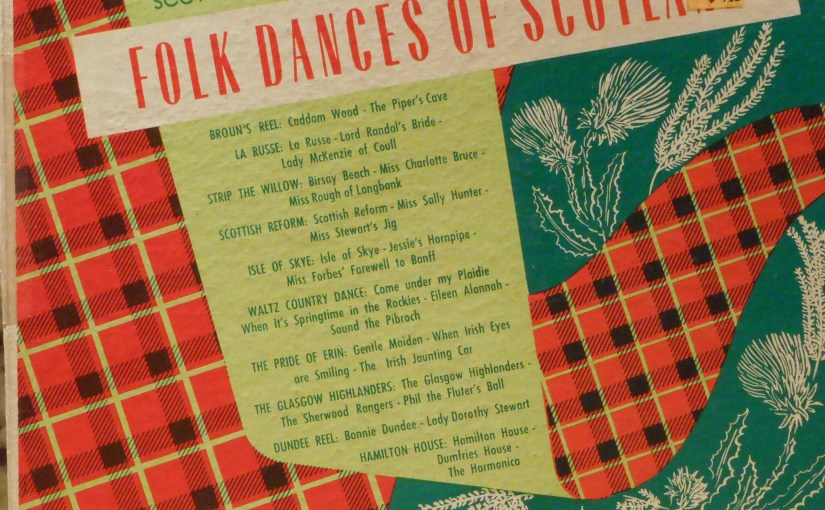 Jim Cameron's Scottish Dance Orchestra- Folk Dances of Scotland