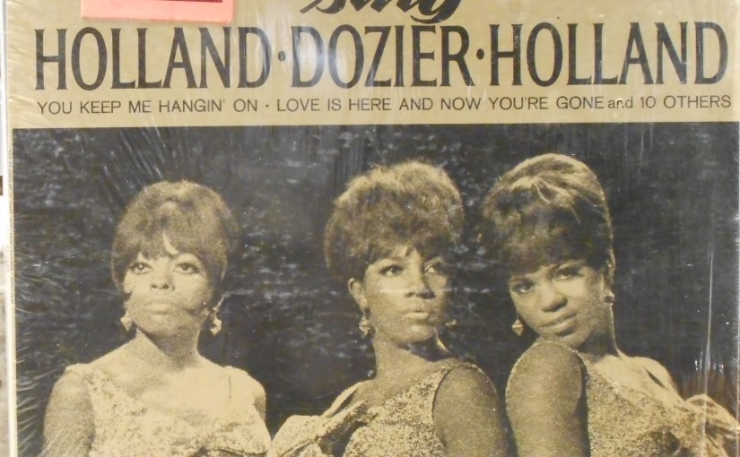 The Supremes- Sing Holland-Dozier-Holland