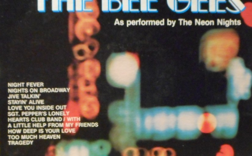 The Neon Nights- Sounds Like The Bee Gees